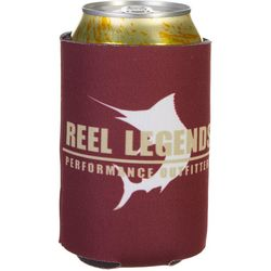 Reel Legends Team Red Can Cooler