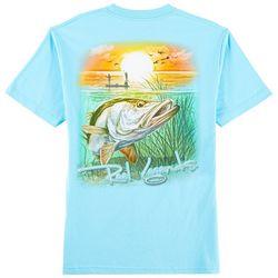 Reel Legends Mens Sunset T-Shirt