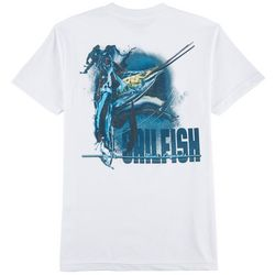 Reel Legends Mens Sailfish Roll Call T-Shirt