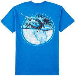 Reel Legends Mens Sailfish Tuna Slam T-Shirt