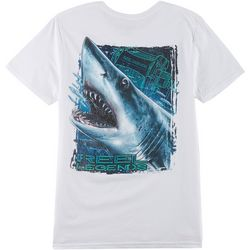 Reel Legends Mens Look Sharp Mako Short Sleeve T-Shirt