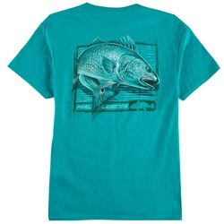 Reel Legends Mens Redfish Chase T-Shirt