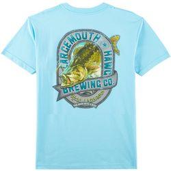 Reel Legends Mens Largemouth Hawg T-Shirt