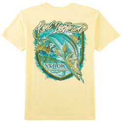 Reel Legends Mens Snook T-Shirt