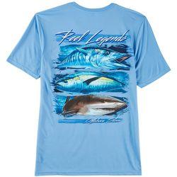 Reel Legends Mens Offshore Slam T-Shirt
