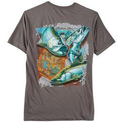 Reel Legends Mens Inshore Slam T-Shirt