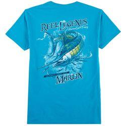 Reel Legends Mens Marlin Chase T-Shirt