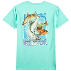 Reel Legends Mens Inshore Power T-Shirt