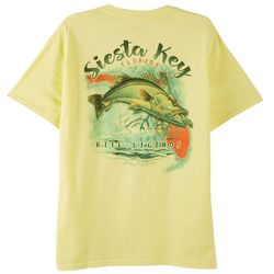 Reel Legends Mens Siesta Key Snook T-Shirt