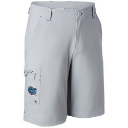 Florida Gators Mens PFG Terminal Tackle Shorts by Columbia