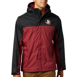 Florida State Mens Storm Jacket by Columbia