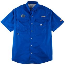 Florida Gators Mens PFG Bonehead Shirt by Columbia