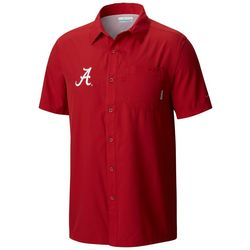 Alabama Crimson Tide Mens Slack Tide Shirt