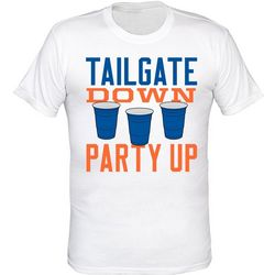 Florida Gators Mens Tailgate Down T-Shirt