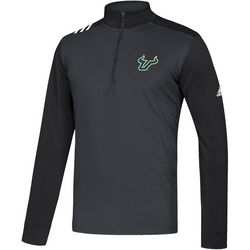 USF Bulls Mens Athletic Pullover by Adidas