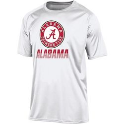 Alabama Mens Training Short Sleeve T-Shirt by Champion