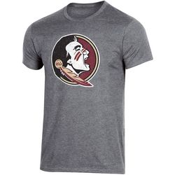 Florida State Mens Keystone Heathered T-Shirt by Champion