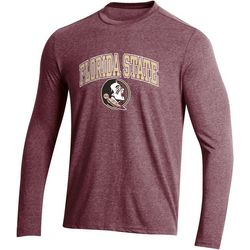 Florida State Mens Field Day Logo T-Shirt by Champion
