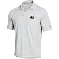 Florida State Mens Field Day Polo Shirt by Champion