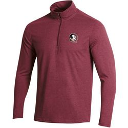 Florida State Mens Field Day Zip Pullover by Champion