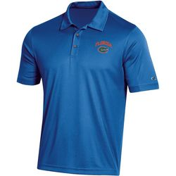 Florida Gators Mens Athletic Polo Shirt by Champion