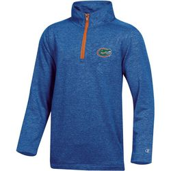 Florida Gators Mens Victory Zip Pullover by Champion