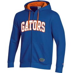 Florida Gators Mens Logo Zipper Hoodie by Champion