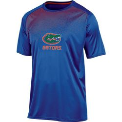Florida Gators Mens Ombre Logo T-Shirt by Champion