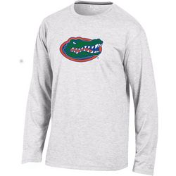Florida Gators Mens Mascot Long Sleeve T-Shirt by Champion
