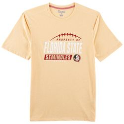 Florida State Mens Football T-Shirt by Champion