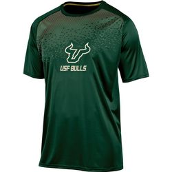 USF Bulls Mens Ombre Logo T-Shirt by Champion