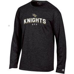 UCF Knights Mens Arch Logo Long Sleeve T-Shirt