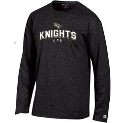 UCF Knights Mens Arch Logo Long Sleeve T-Shirt
