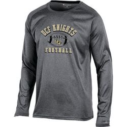 UCF Knights Mens Block Logo Long Sleeve T-Shirt