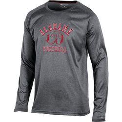 Alabama Mens Block Logo Long Sleeve T-Shirt