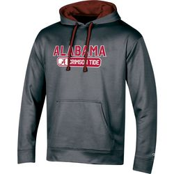 Alabama Mens Logo Hoodie by Champion