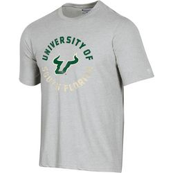 USF Bulls Mens Field Day Heathered T-Shirt by Champion