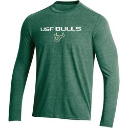 USF Bulls Mens Field Day Logo T-Shirt by Champion