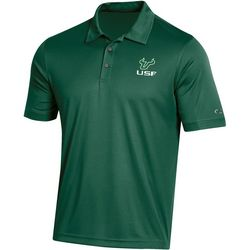 USF Bulls Mens Athletic Polo Shirt by Champion
