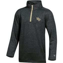 UCF Knights Mens Victory Zip Pullover by Champion