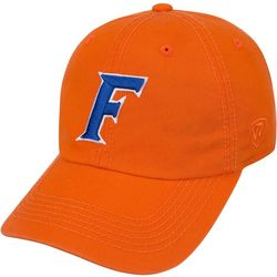 Florida Gators Mens Crew Washed Hat by Top of the World