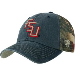 Florida State Mens Flagtacular Hat by Top of the World