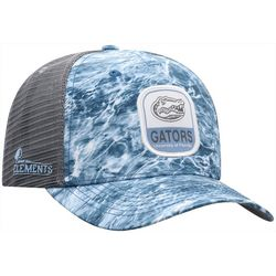 Florida Gators Mens Moss Snapback Hat by Top of the World