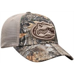 Florida Gators Mens Camo Snapback Hat by Top of the World