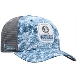 Florida State Mens Moss Snapback Hat by Top of the World