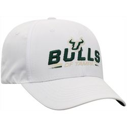 USF Bulls Mens Snapback Hat by Top of the World