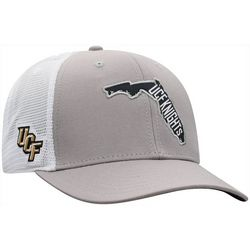 UCF Knights Mens Trucker Snapback Hat by Top of the World