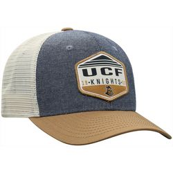 UCF Knights Mens Chambray Trucker Hat by Top of the World