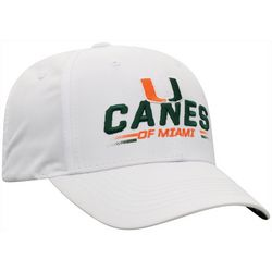 Miami Hurricanes Mens Snapback Hat by Top of