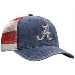 Alabama Mens Vintage Snapback Hat by Top of